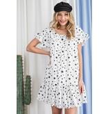 White Star Dress