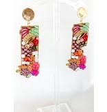 Dos Femmes Charcuterie Board Earrings