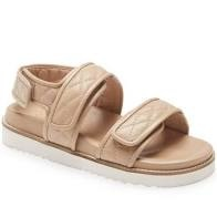 Seychelles New to This Quilted Platform Sandal