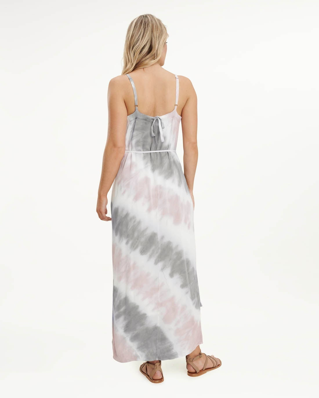 Splendid Alanas Tie Dye Tank Dress