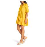 BB Dakota Iced Tea Yellow Dress