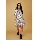Crosby By Mollie Burch Isabelle Dress in Panthera