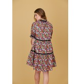 Crosby By Mollie Burch Isabelle Dress in Tea Garden
