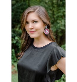 Allie Beads Aubrey Earrings