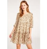 BB Dakota Scroll Up Dress