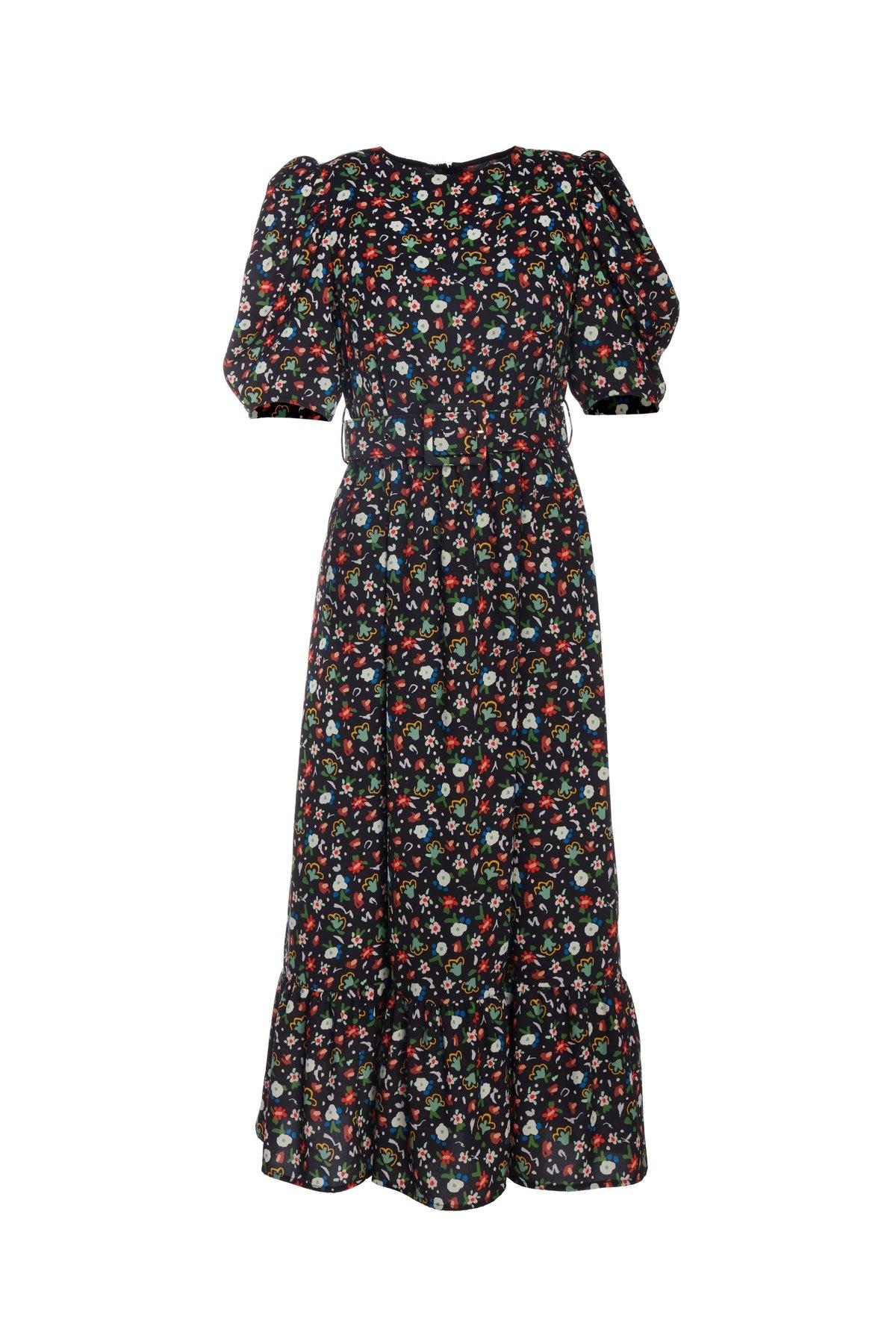 Crosby By Mollie Burch Flora Dress Boho Blooms