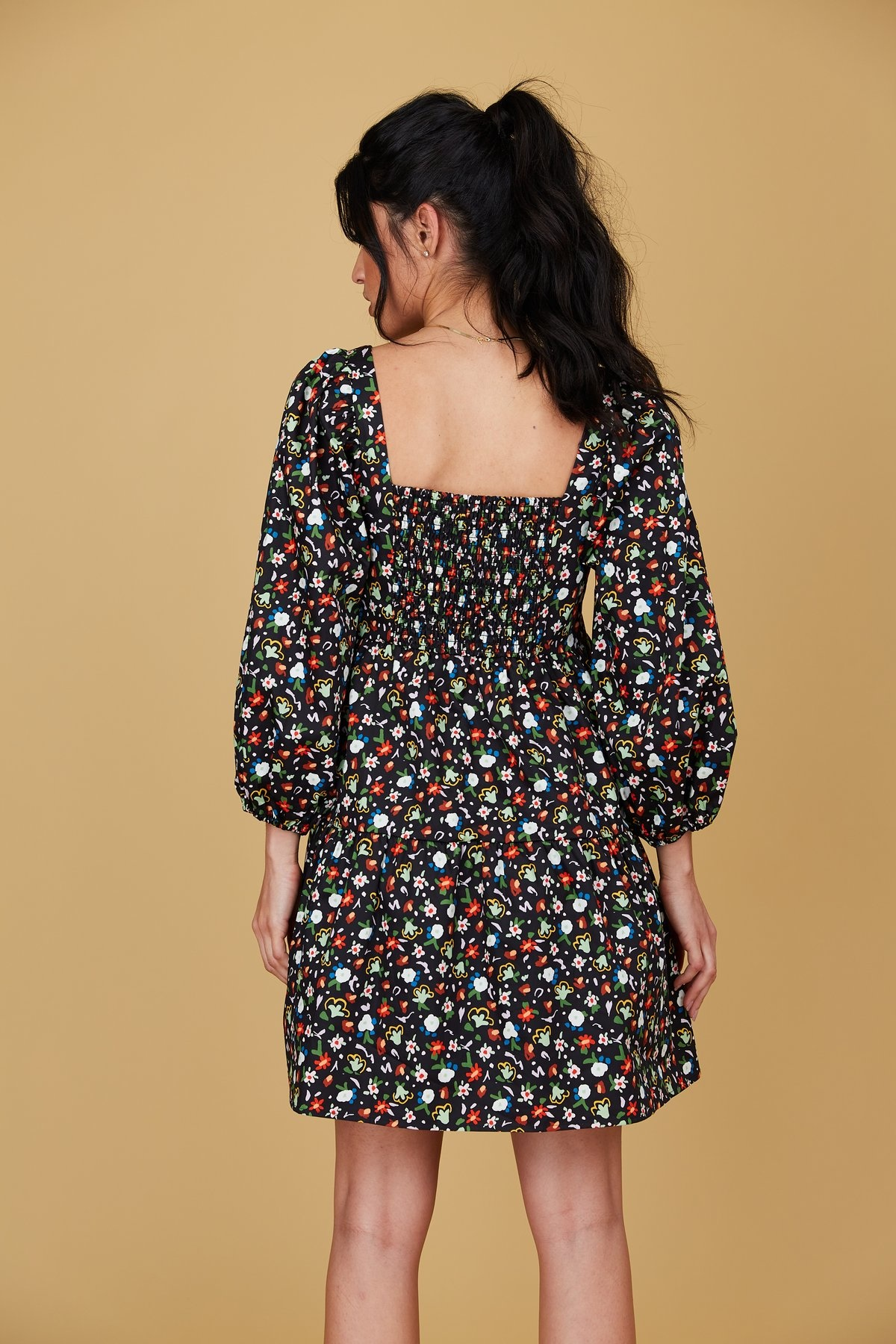 Crosby By Mollie Burch Piper Dress Boho Blooms
