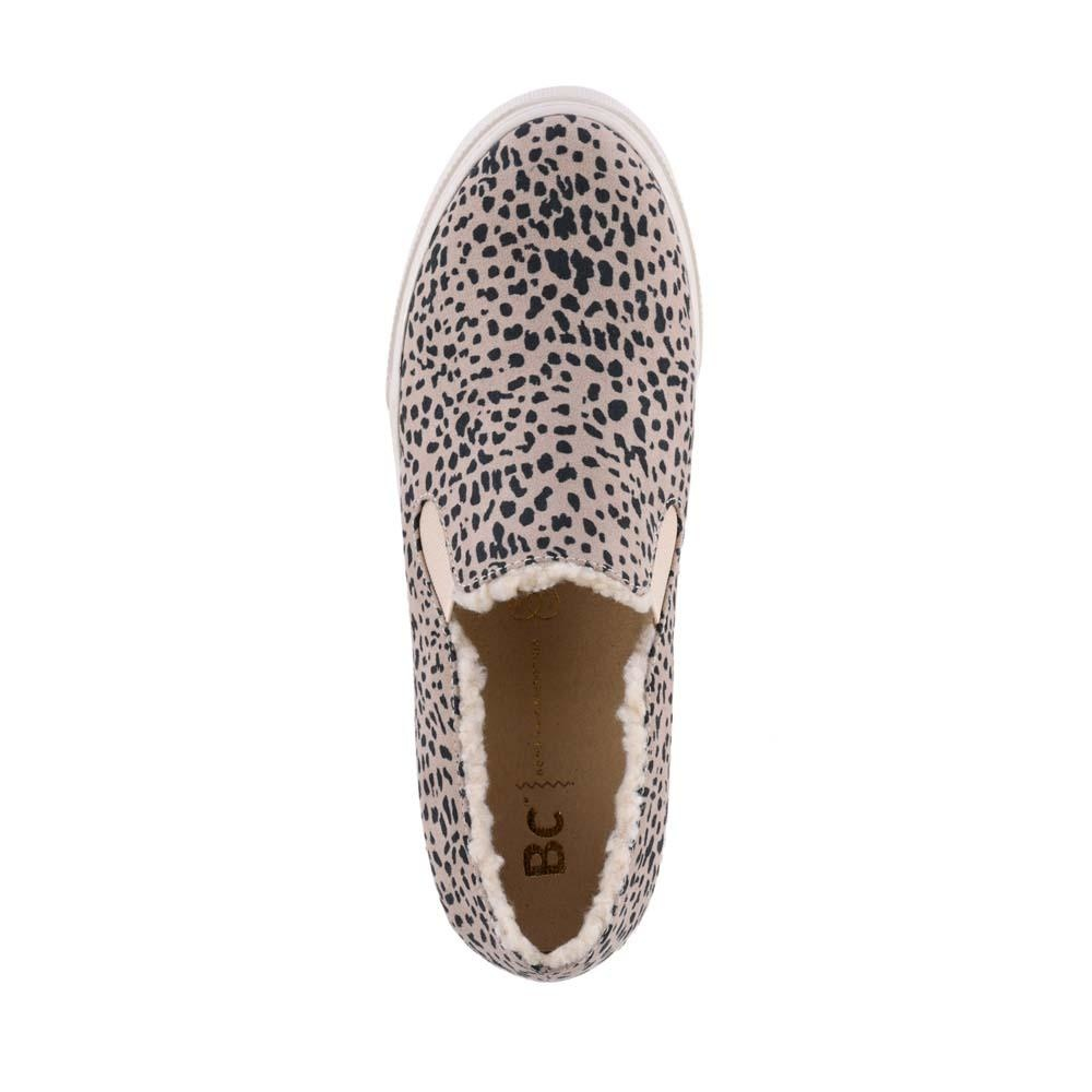 Your Move Snow Leopard Sneaker