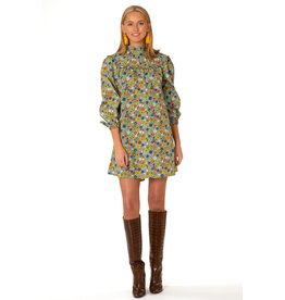 Olivia James the Label Emma Dress in Liberty Dusk