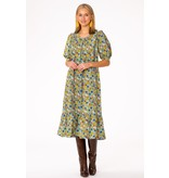 Olivia James the Label Molly Dress in Liberty Dusk