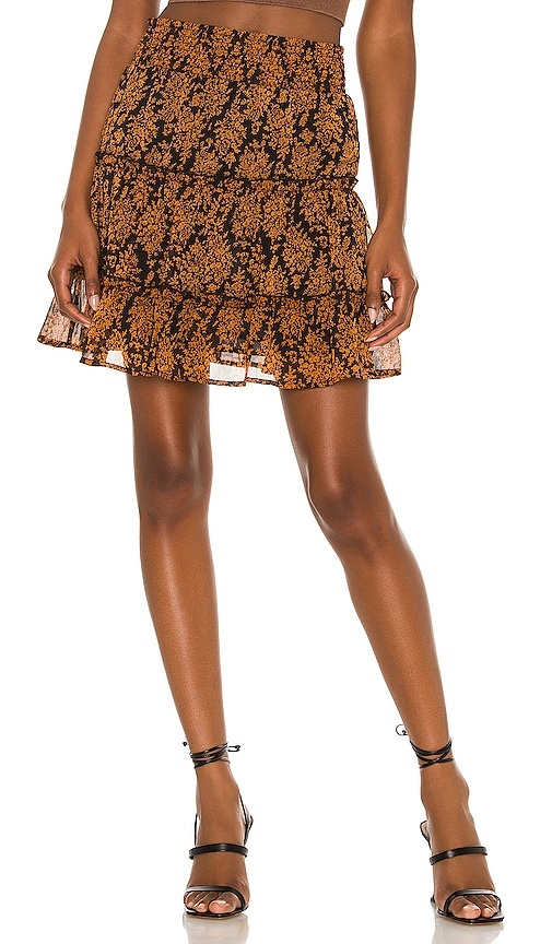 MINKPINK Bedouin Beauty Mini Skirt