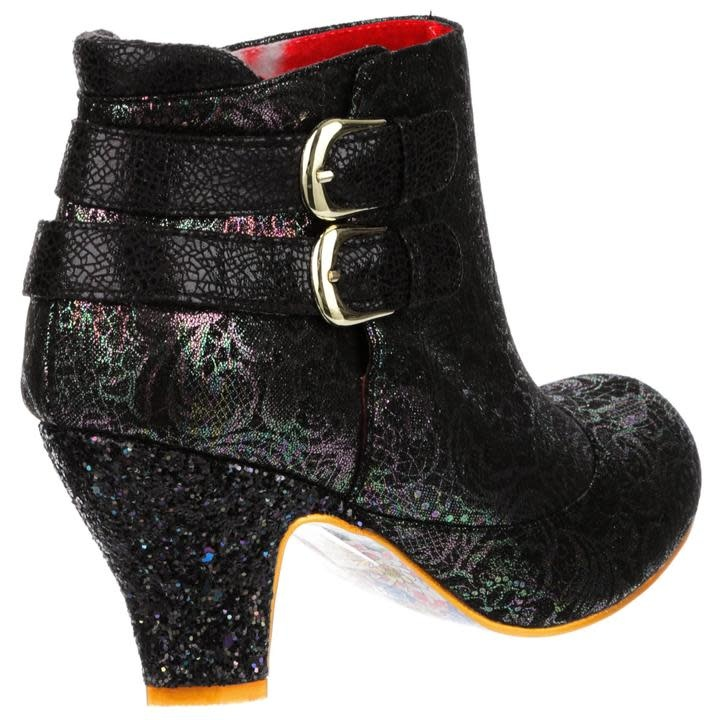 Irregular Choice Think About It Bootie