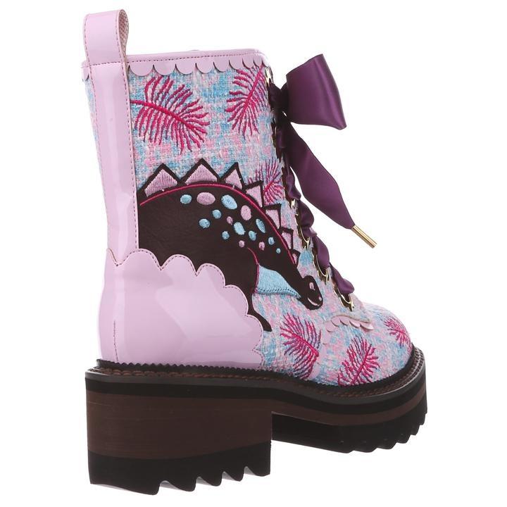 Irregular Choice Jurassic Jump Boot