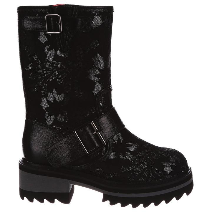 Irregular Choice Autumn Leaves Boots