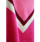 Crosby By Mollie Burch Miller Sweater Berry Fun