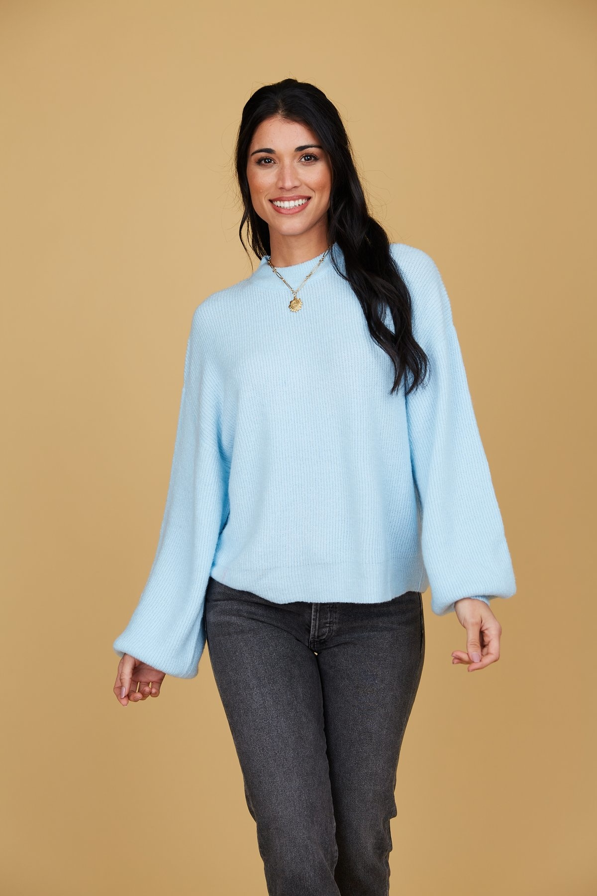 Crosby By Mollie Burch Miller Sweater Frost