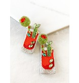 Dos Femmes Bloody Mary Earrings