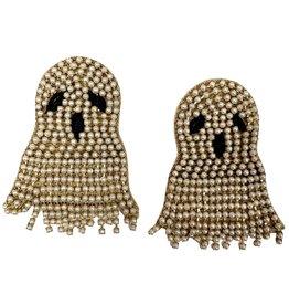 Allie Beads Ghost Earrings