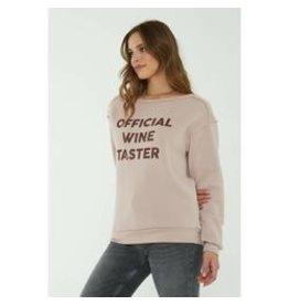 Project Social T Official Wine Taster Sweatshirt