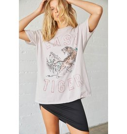Project Social T Easy Tiger Oversized tee