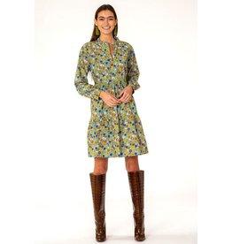 Olivia James the Label Waverly Dress in Liberty Dusk