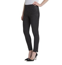 Lysse Mission Legging in Black Suede