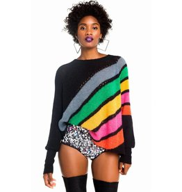 Wildfox Couture Mirage Spell Sweater