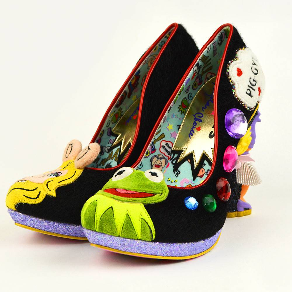 Irregular Choice Super Couple