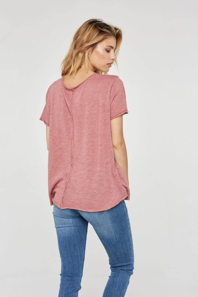 Project Social T Wearever Tee Velvet Blush