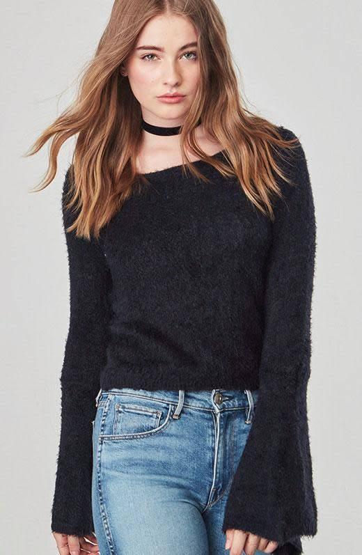 Jack by BB Dakota Regine Bell Sleeve Sweater