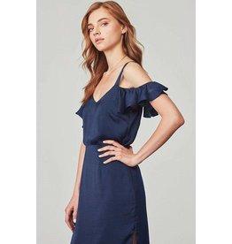 BB Dakota Eileen Satin Dress