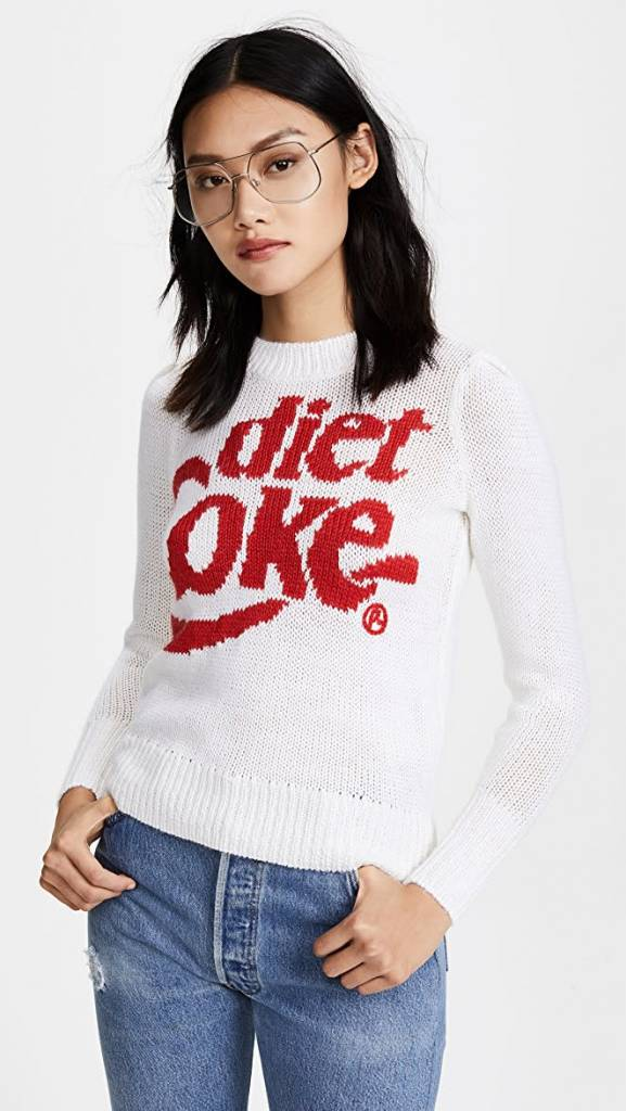 Wildfox Couture Diet Coke Lou Sweater