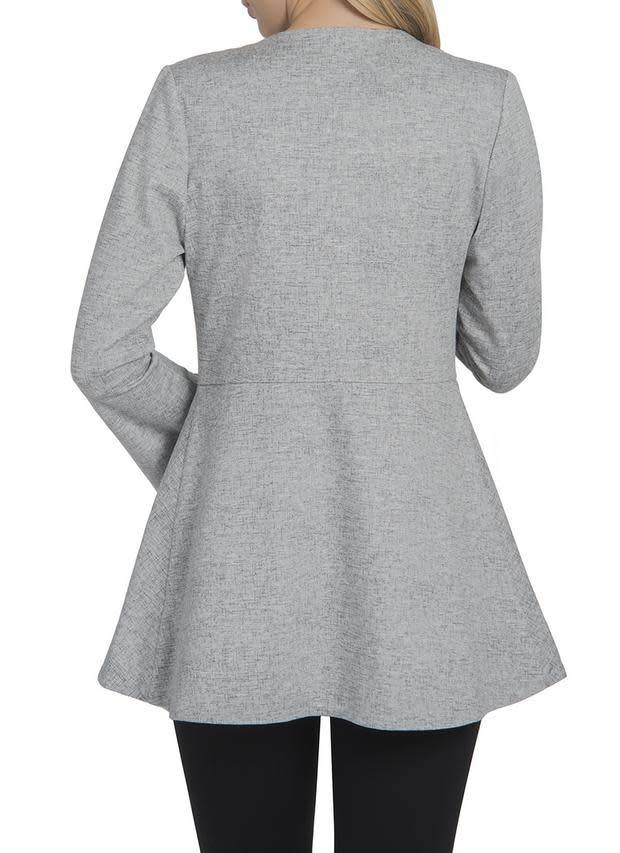 Lysse Macklin Jacet Grey Texture