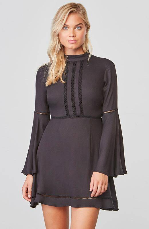 BB Dakota Charrelle Black Dress