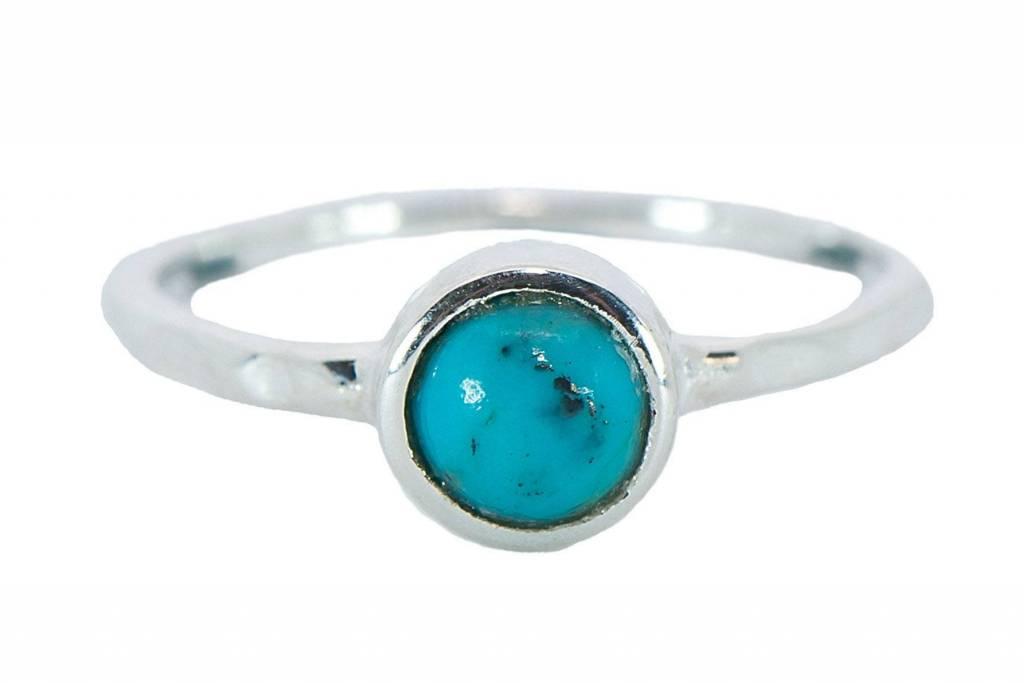 Pura Vida Boho Turquoise Ring