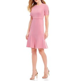 Donna Morgan Leah Pink Dress
