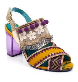 Irregular Choice Aztec Queen