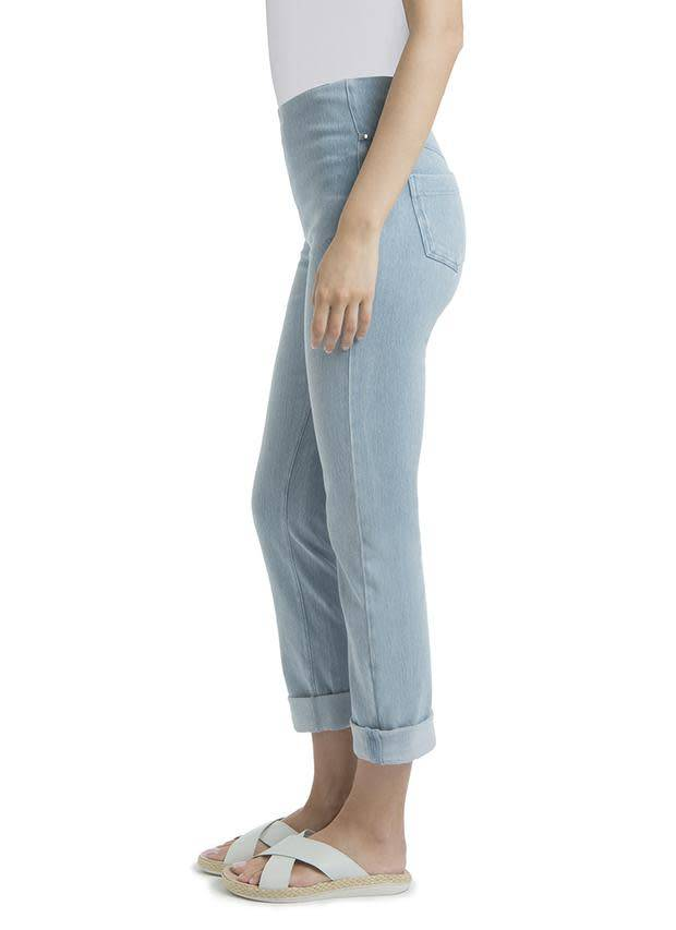 Lysse Boyfriend Denim Cashmere Blue