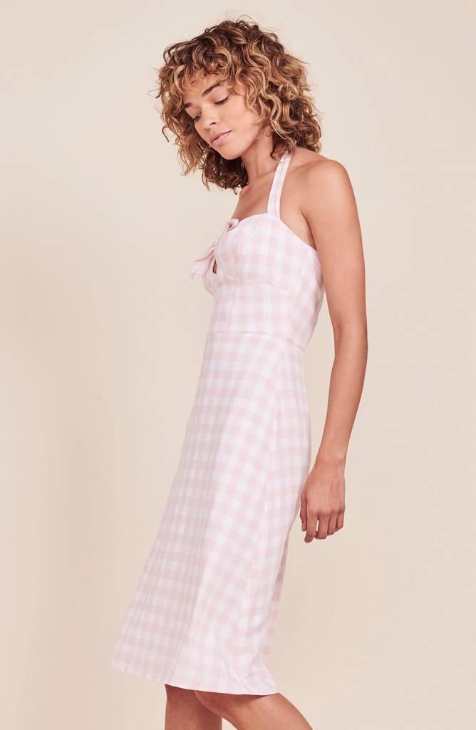BB Dakota Annelise Halter Dress