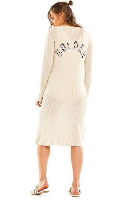Wildfox Couture Golden Osprey Cardi