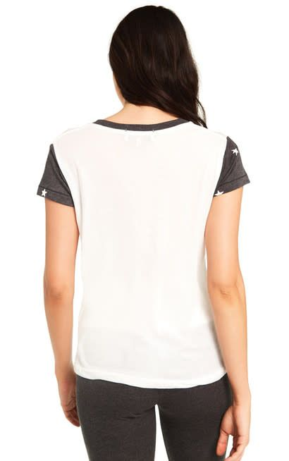 Wildfox Couture Football Star Woody Tee