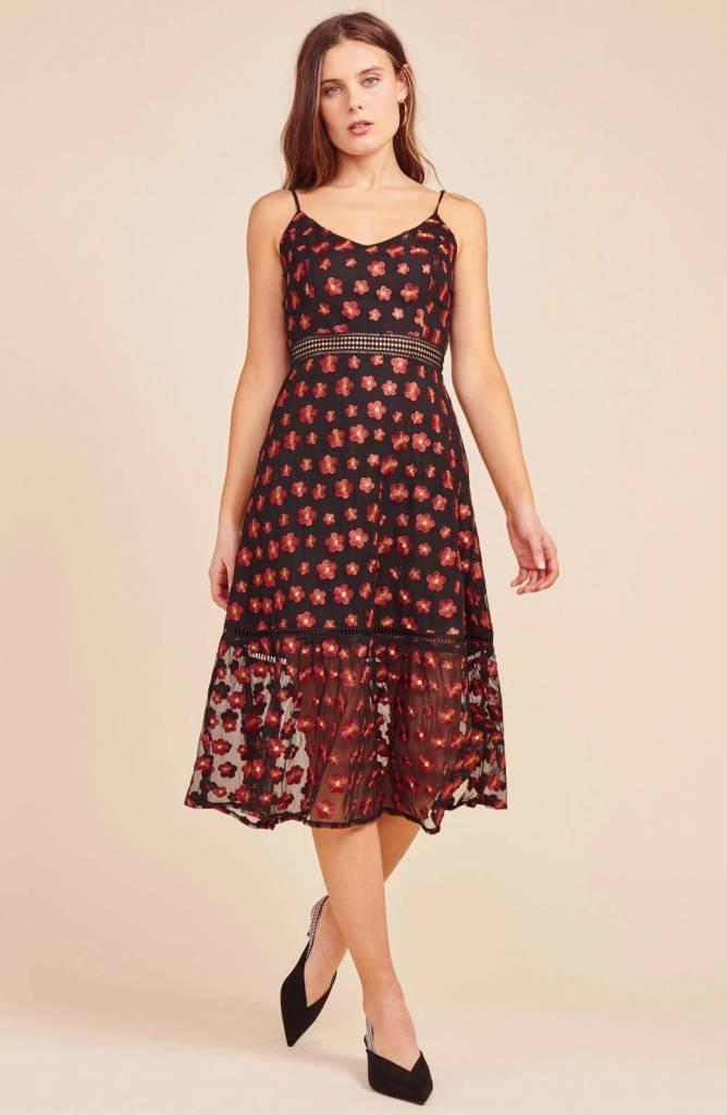 Jack by BB Dakota Magic Hour Embroidered Dress