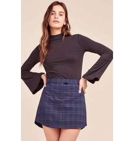 BB Dakota Meet Me in Detention Mini Skirt