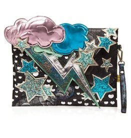 Irregular Choice Ziggy Clutch