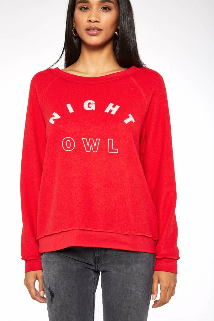 Project Social T Night Owl/Early Bird Sweatshirt