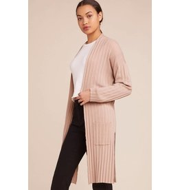 BB Dakota Dust Off Pleated Cardigan