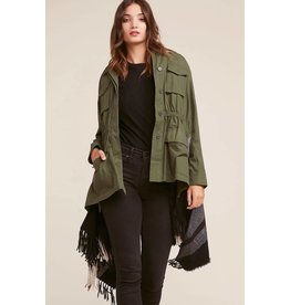 BB Dakota Breakfast Club Army Jacket