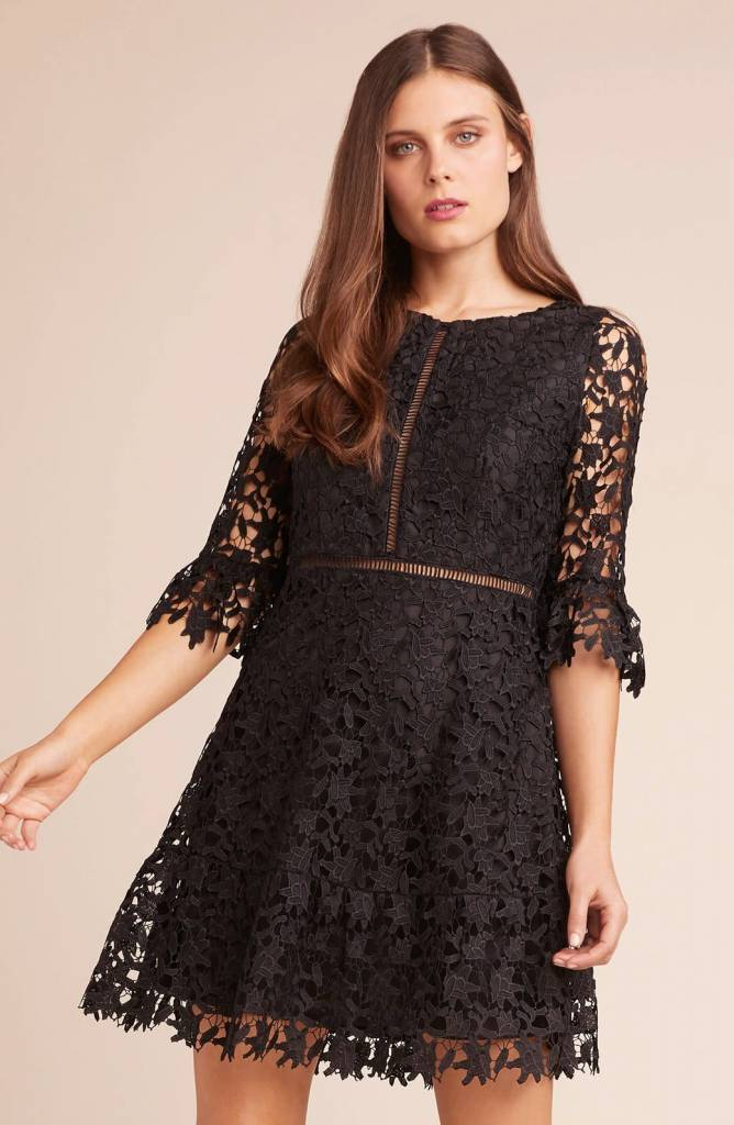 dfaf2961890e2 In The Moment Lace Dress - The Shoe Attic