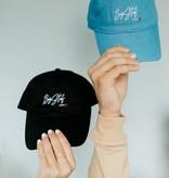 Blue Crew Hat
