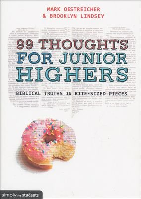 99 Thoughts for Junior Highers